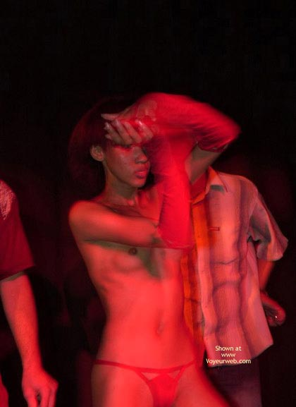 Pic #2 - Lady In Red Light