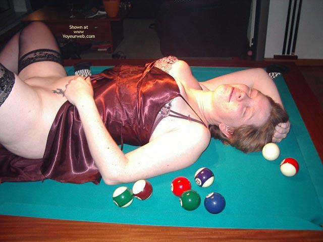 Pic #9 - Pinnokio Plays At Pooltable