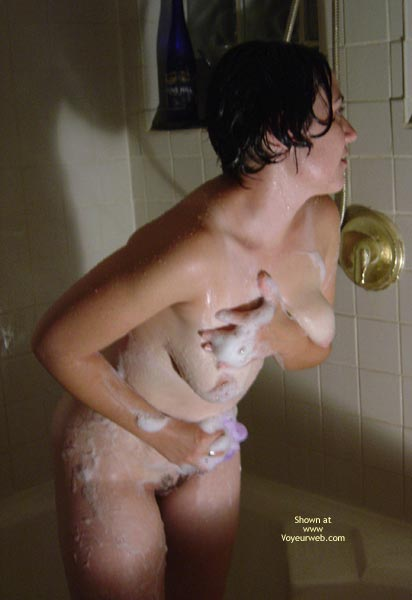 Pic #9 - Rachel'S Showertime Fun