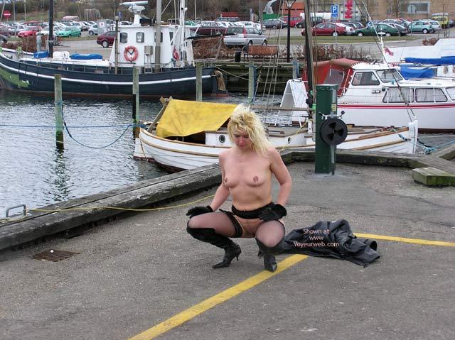 Pic #3 - Ja Ol At The Seaside