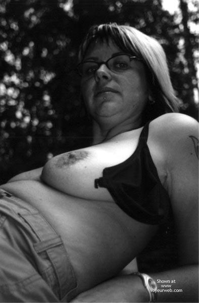 Pic #5 - Ex Gf Trudi Body Art 9