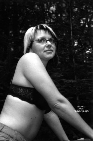 Pic #7 - Ex Gf Trudi Body Art 9