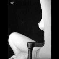 B  W Fine Art Tit Shot - Artistic Nude, Black And White, Perky Nipples