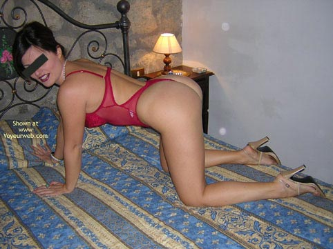 Pic #2 - Gf In Red