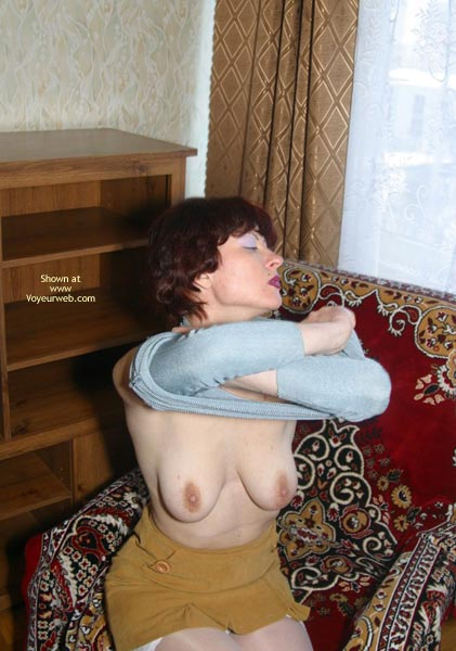 Pic #5 - Average Size Tits With Big Nipples