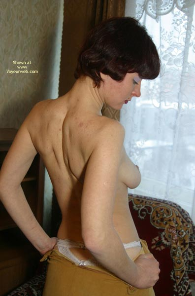 Pic #8 - Average Size Tits With Big Nipples