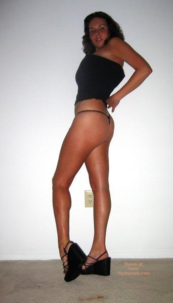 Pic #3 - Sapphire Panty Raid