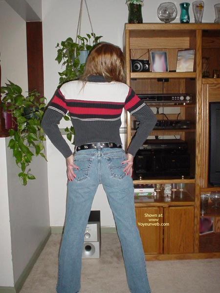 Pic #2 - This Ass Was Made For Jeans