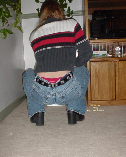 Pic #3 - This Ass Was Made For Jeans