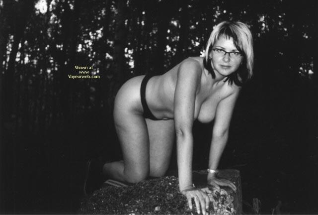 Pic #4 - Ex Gf Trudi Body Art 10