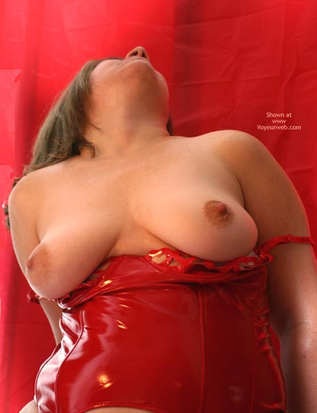 Pic #7 - Oh Wife'S Red Corset