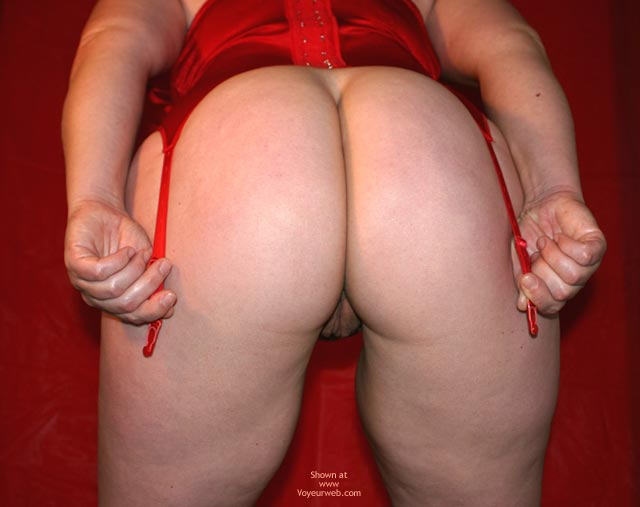 Pic #10 - Oh Wife'S Red Corset