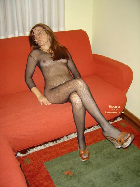 Pic #3 - Brazilian Girl Fishnet