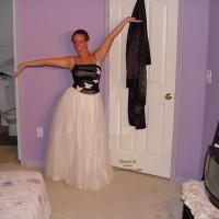 My Old Prom Dress