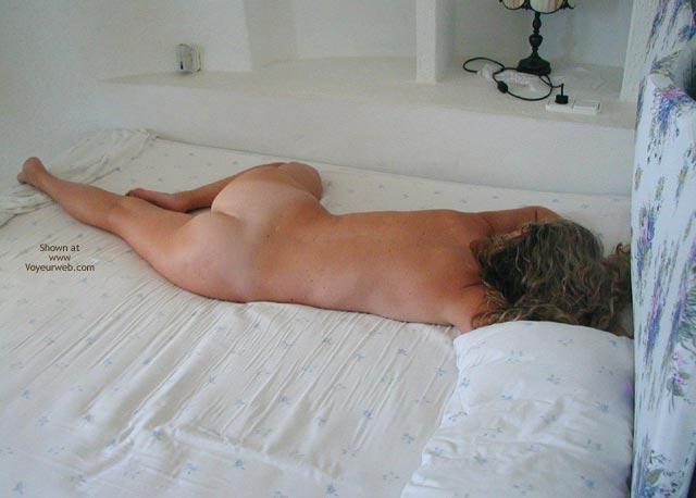 Pic #1 - Maria Sleeping Ass