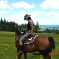 Sexy Horse Ride