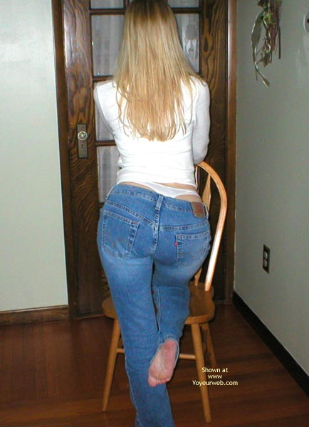 Pic #2 - Natasha'S Sweet Ass In Jeans 2
