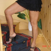 Stacy - New Red High Heels