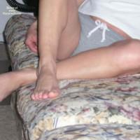 Missouri Farmwife - Loafing Around The House