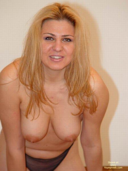 Pic #7 - Wanna See My Tits?