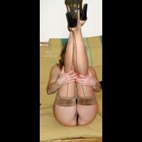 Lovely Legs N Heels, In Nylon
