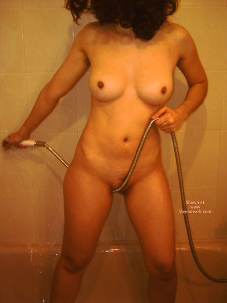 Pic #4 - Sofia'S Sexy Shower