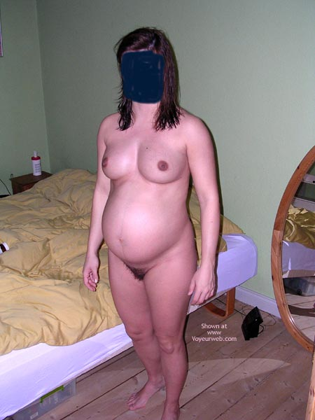 Pic #6 - Pregnant Wife First Time Ever