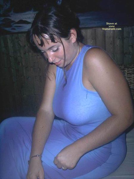 Pic #2 - Big Natural Boobs In A Tight Dress