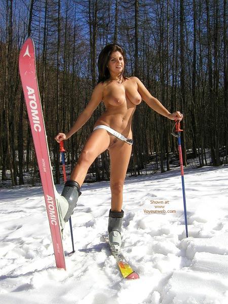 Pic #9 - Vanessa Last Snow Of The Winter