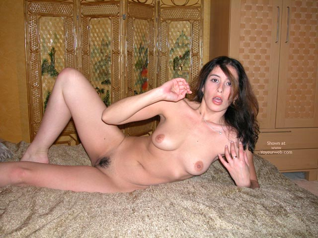 Pic #4 - The Sexy Ex In The Bedroom
