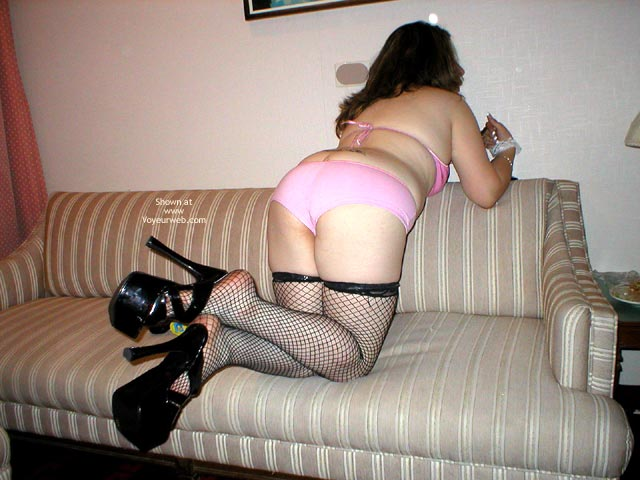 Pic #5 - Karla In Pink Short