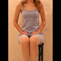 Susi´S Blue Skirt 2
