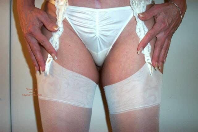 Pic #5 - White Lingerie