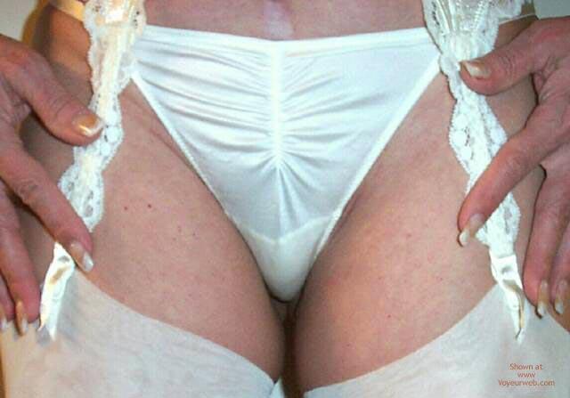 Pic #6 - White Lingerie