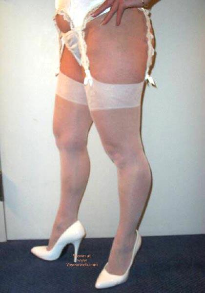 Pic #8 - White Lingerie