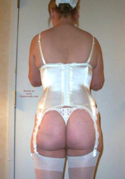 Pic #9 - White Lingerie