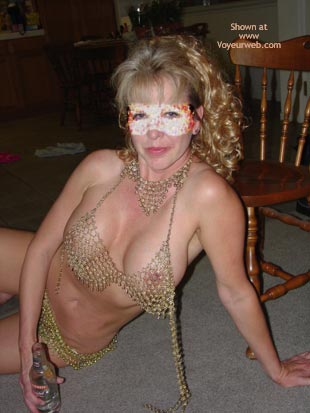 Pic #1 - Wife In Chainmail Bikini