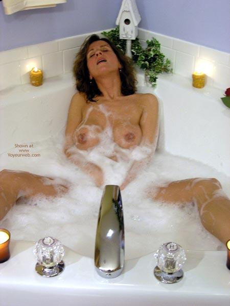 Pic #6 - Rub A Dub Dub, Maggie Mae'S In The Tub!