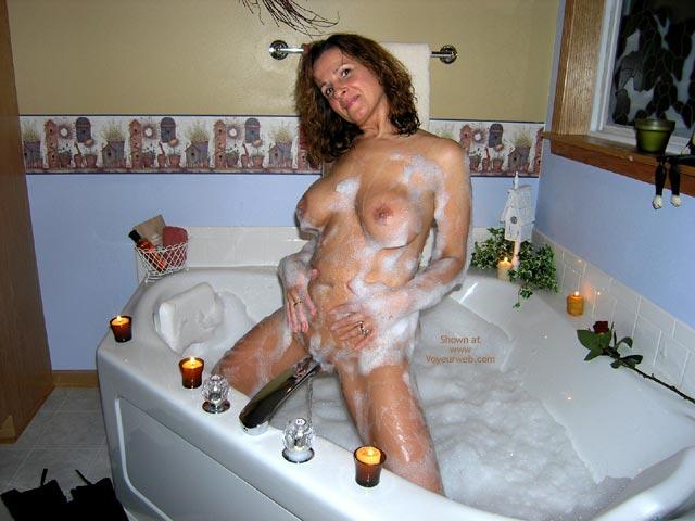 Pic #7 - Rub A Dub Dub, Maggie Mae'S In The Tub!