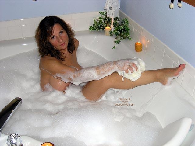 Pic #8 - Rub A Dub Dub, Maggie Mae'S In The Tub!