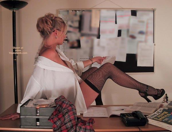 Pic #4 - Elli Sexy Secretary