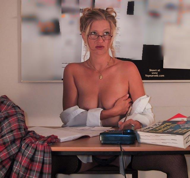 Pic #7 - Elli Sexy Secretary
