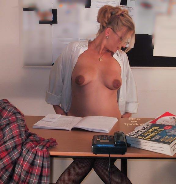 Pic #8 - Elli Sexy Secretary