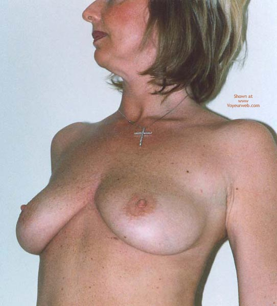 Pic #4 - Patrizia Strips At 48! (2