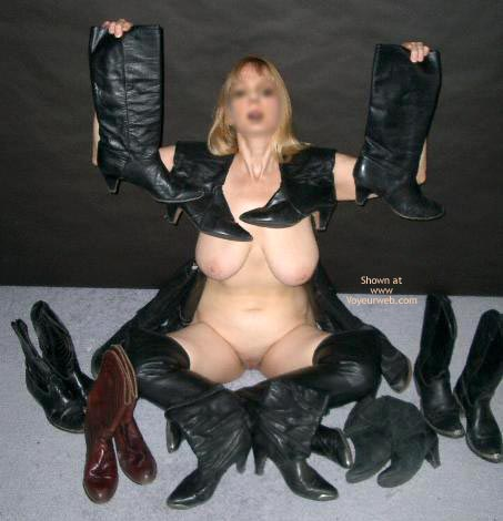 Pic #10 - Ms. Jones' Boot Collection