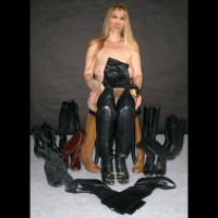Ms. Jones' Boot Collection