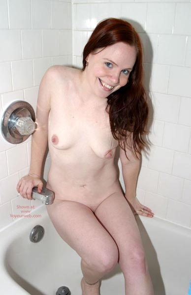 Pic #7 - Angel In A Members Bathroom