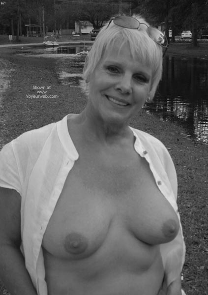 Pic #2 - Redhotgrani (62yo) Black And White