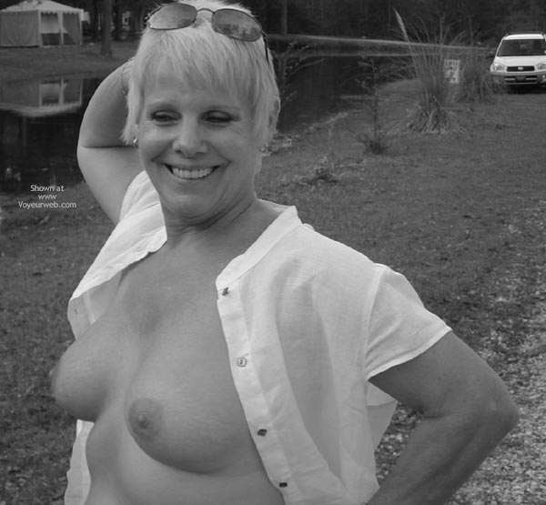 Pic #3 - Redhotgrani (62yo) Black And White