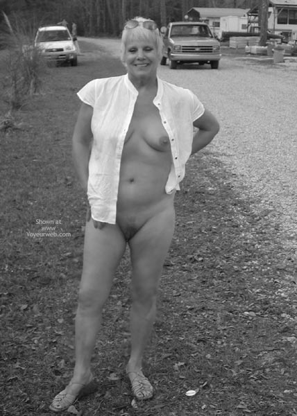 Pic #5 - Redhotgrani (62yo) Black And White